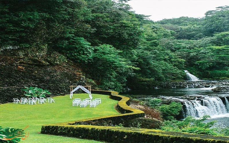 آبشار هاوایی