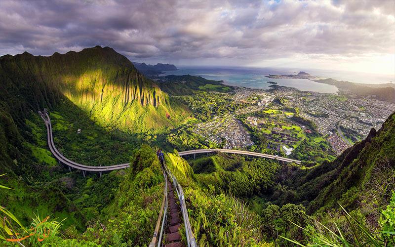 پل طبیعی هاوایی