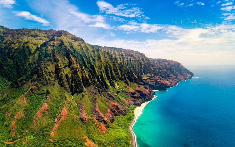 کوه های هاوایی