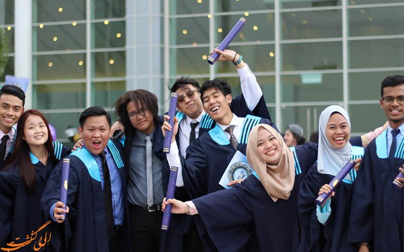 دانشگاه های مالزی