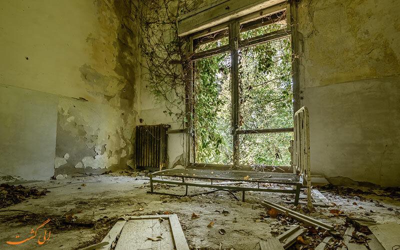 بیمارستان ارواح