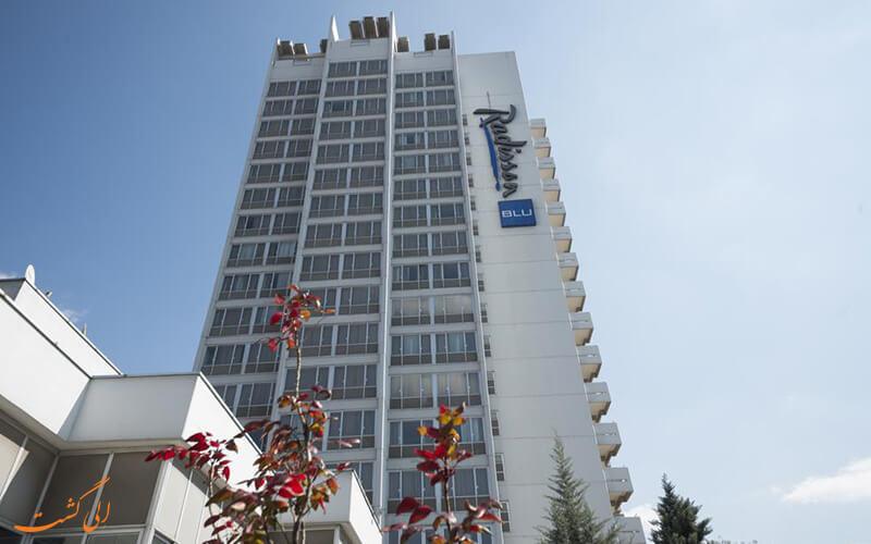 هتل رادیسون بلو در آنکارا