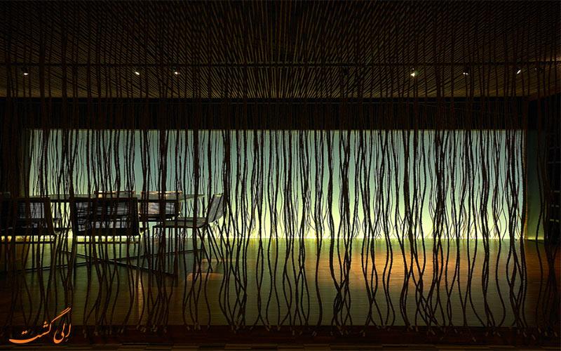 لابی هتل مایا مالزی
