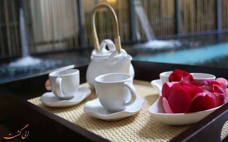 کافه هتل مایا