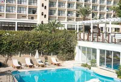 هتل گلدن بِی بیچ قبرس