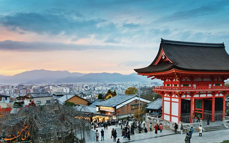 هزینه های سفر به ژاپن - الی گشت