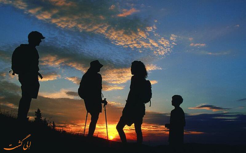 کوهنوردان حرفه ای