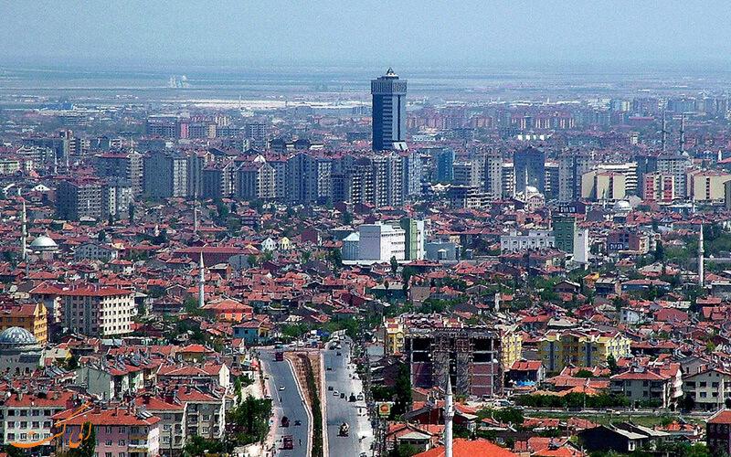 شهر قونیه ترکیه