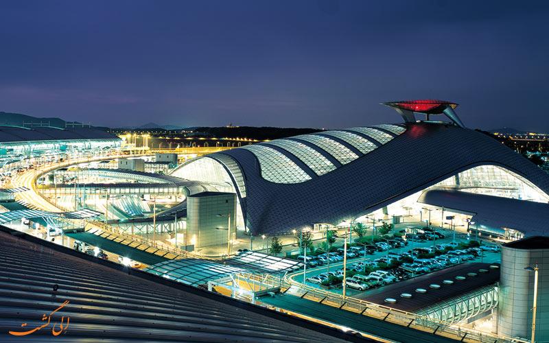 فرودگاه کره
