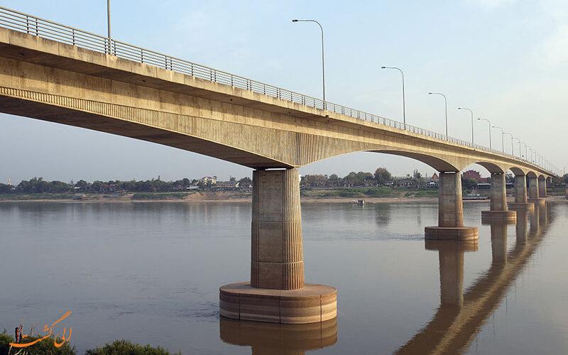 پل تایلند- لائوس