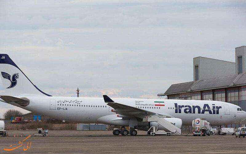 مهمترین فرودگاه ایران