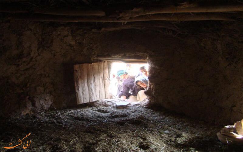 داخل خانه های روستای ماخونیک
