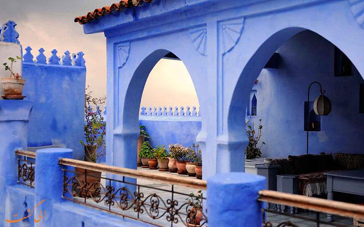 بنای تاریخی مراکش