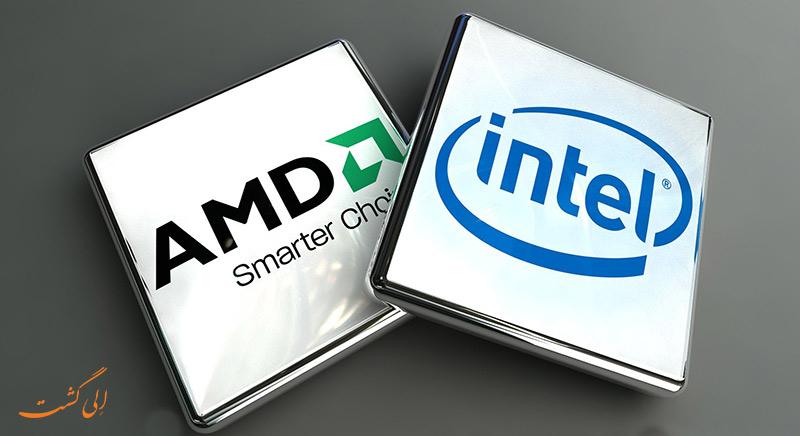 انواع پردازنده کامپیوتر