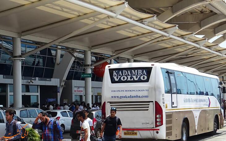 حمل و نقل فرودگاه گوا
