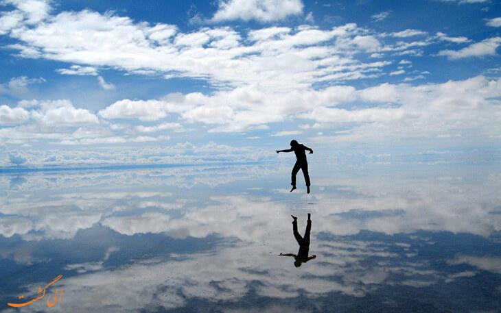 بزرگترین آینه جهان