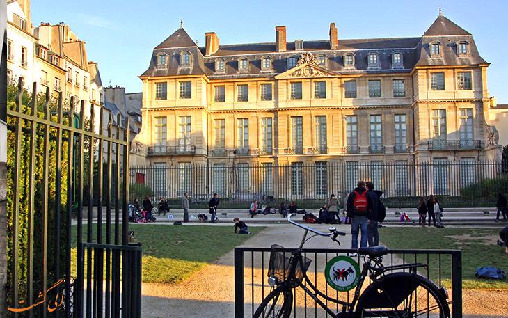 موزه پیکاسو در پاریس