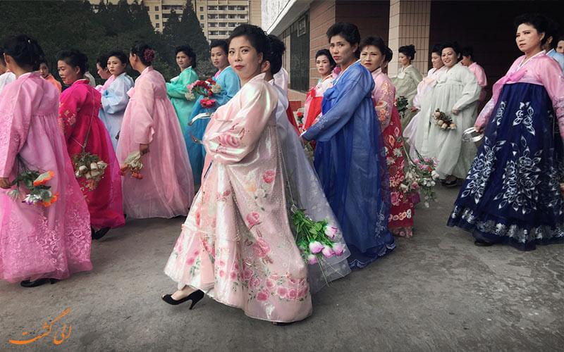 جشن های سنتی روستای بوکچون