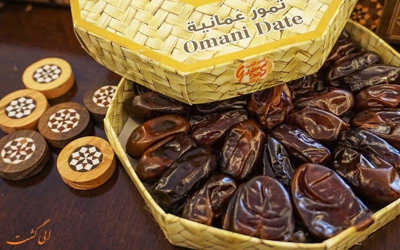 خرمای عمان