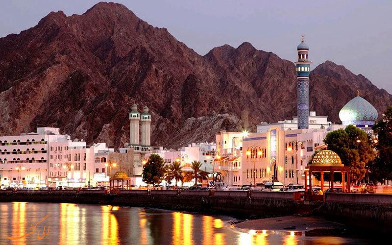 ویزای ایران و عمان