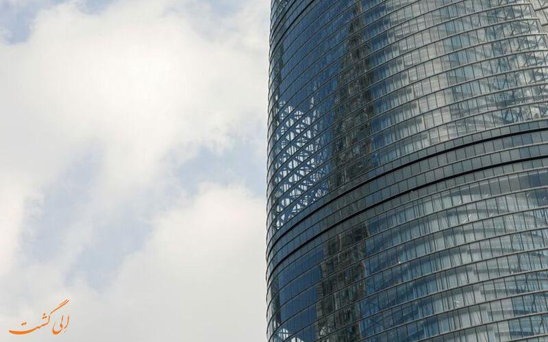 پنل های شیشه ای چین