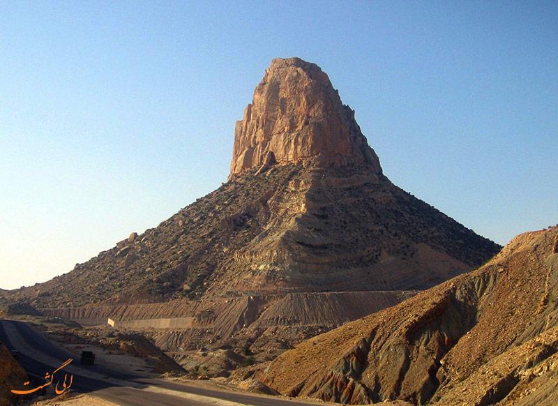 کوه ضد ایدز در ایران