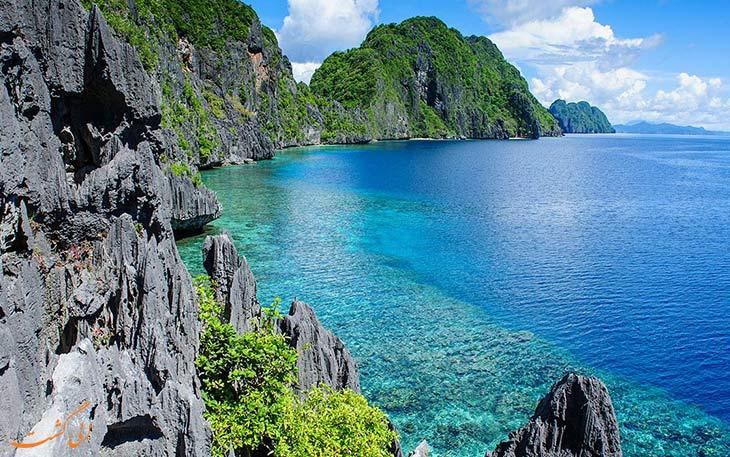 سواحل کشور فیلیپین