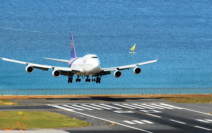 معرفی فرودگاه پوکت تایلند