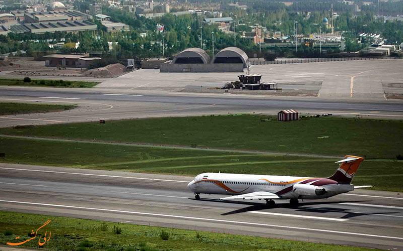 اولین فرودگاه تهران