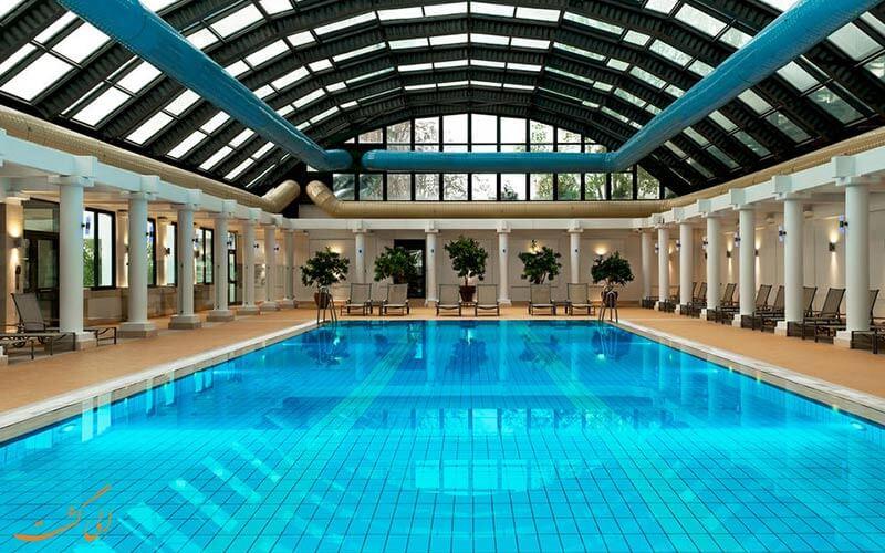 استخر هتل شرایتون آنکارا
