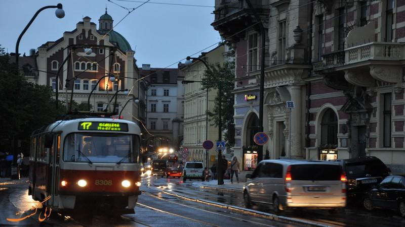 حمل و نقل در پراگ