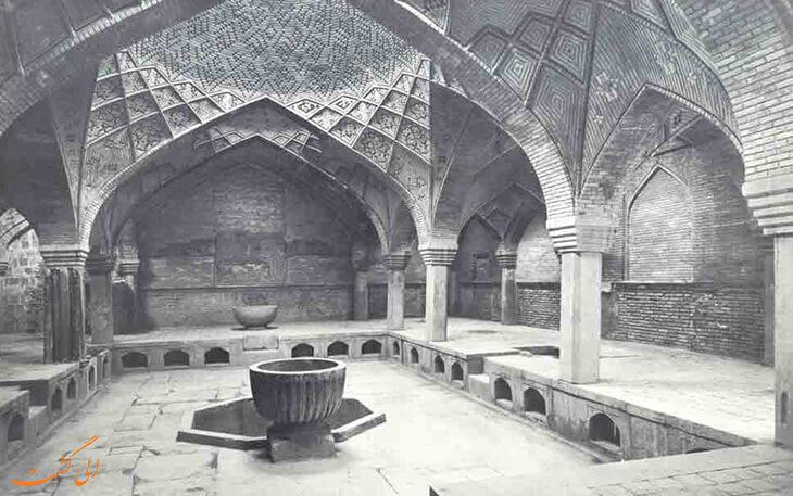 حمام تاریخی اصفهان