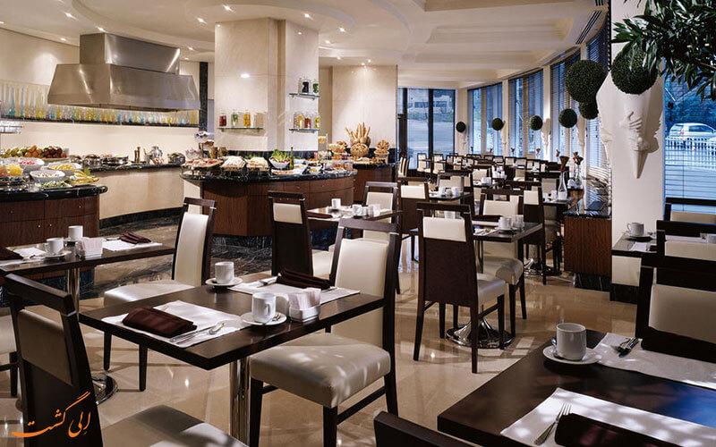 رستوران هتل شرایتون آنکارا
