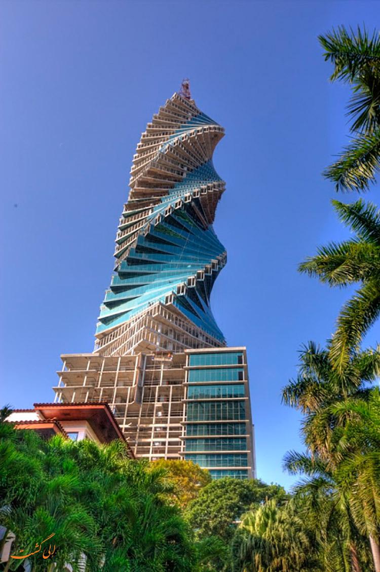 برج انقلاب در پاناما