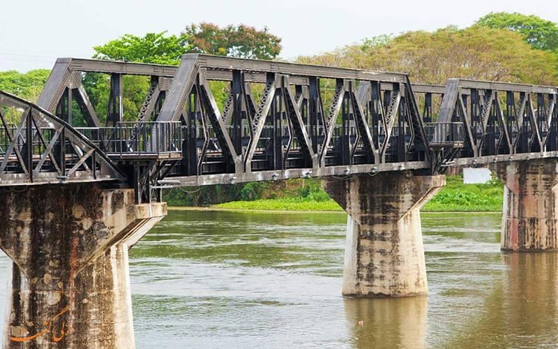 پل روی رودخانه Kwai