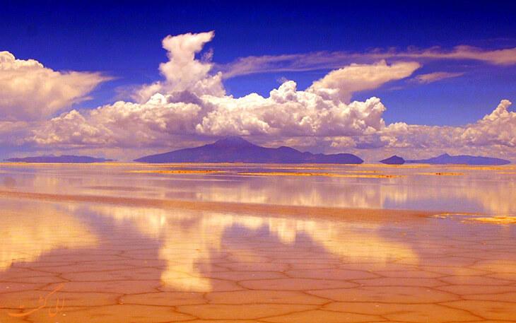 دریاچه بولیوی