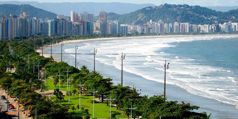 ساحل سانتوس