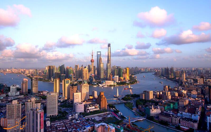 شهر مدرن شانگهای