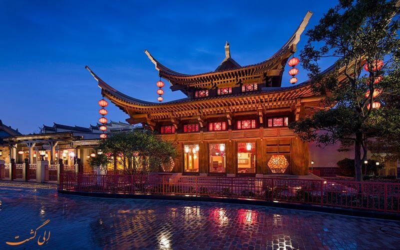 دیزنی لند در شانگهای
