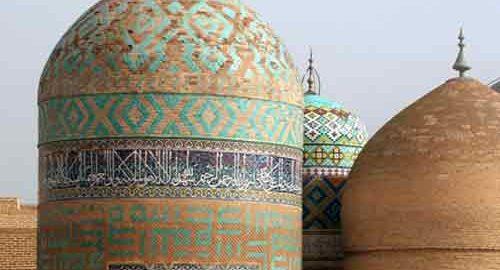بقعه شیخ صفی