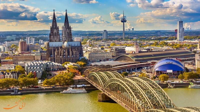 کلن در آلمان