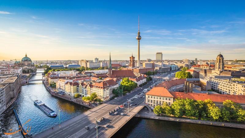 برلین در آلمان