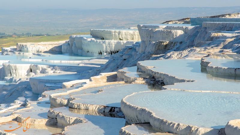 آب گرم در ترکیه