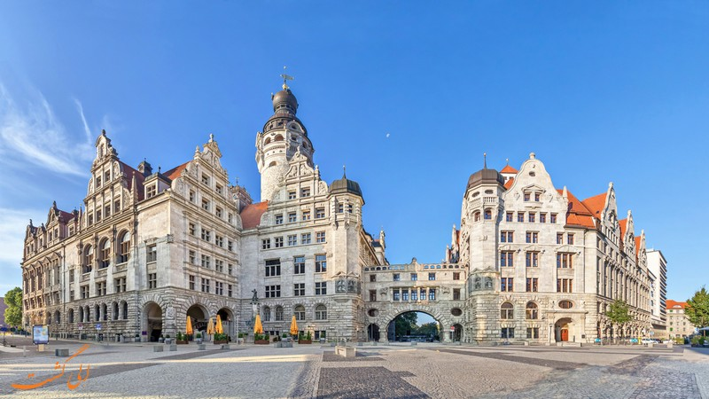لایپزیگ در آلمان