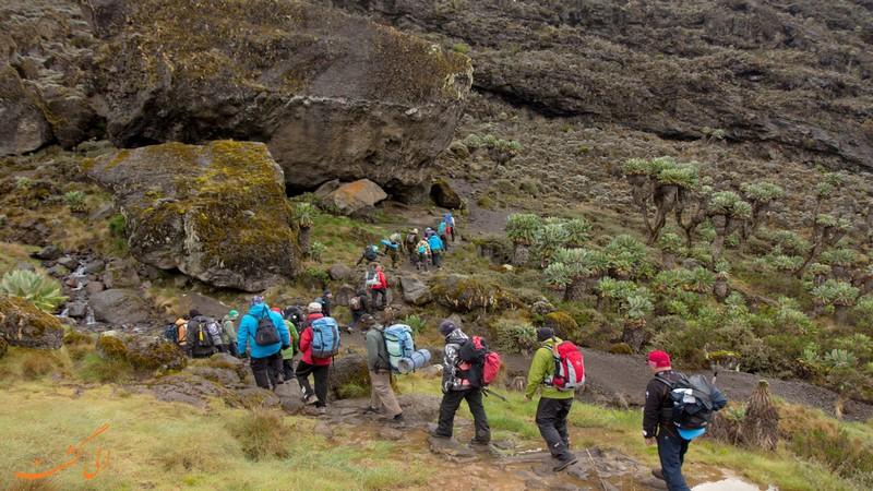 تجهیزات مناسب فتح قله کلیمانجارو