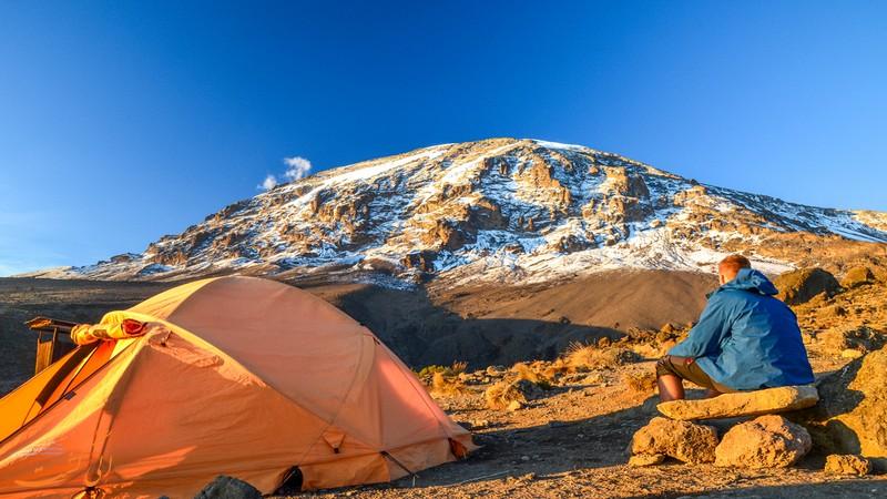 ارتفاع کلیمانجارو