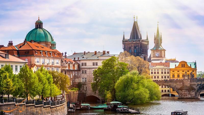 هزینه های سفر به پراگ