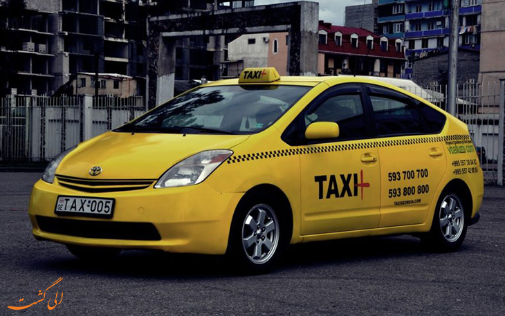 هزینه حمل و نقل در شهر باتومی