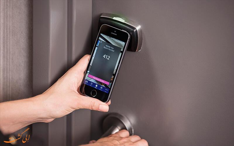 موبایل کلید