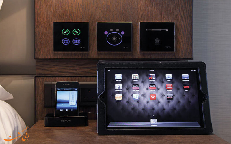 تکنولوژی در کنترل ها